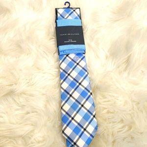 Tommy Hilfiger Tie & Pocket Square